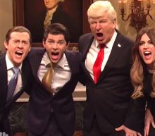 Merry Christmas, Losers! Baldwin's Trump Boasts 'Greatest Year' On The Planet On 'SNL'