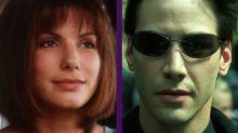 Sandra Bullock estuvo a punto de ser fichada como Neo en Matrix