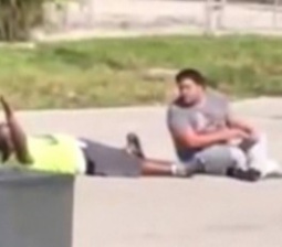 Mother of Autistic Man Caught Up in Florida Police Shooting Says Her Son Is Traumatized