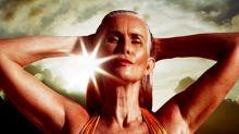56-Year-Old Model Rocks Bikini In Swimwear Campaign, LooksPhenomenal