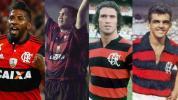 Cabe mais um! Veja alguns heróis de títulos do Flamengo no Maraca