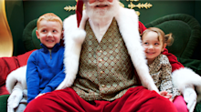 You'll need to have an appointment to sit on Santa's lap at Macy's in New York