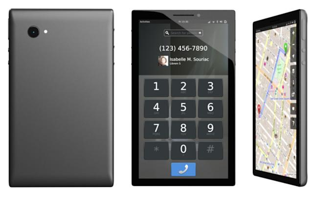 Purism's privacy-focused phone will support Ubuntu Touch