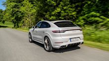 The 2020 Porsche Cayenne Coupe Is More Cayenne Than Coupe