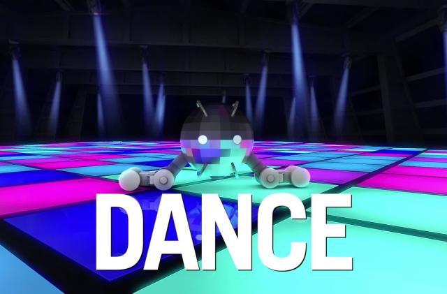 Tomy's Dancy Beatz is a dancing disco ball you can choreograph