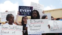 Democrats and Republicans offer dueling narratives in recount as Thursday deadline nears