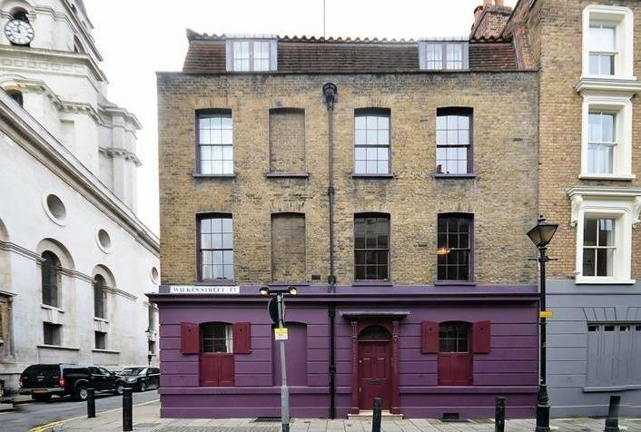 <p>Keira Knightley's Spitafields house is now on the market for£2,750,000.</p>  <p></p>