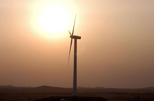 Google invests in Africa's largest wind power farm
