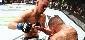 Nate Diaz's insane UFC callout after comeback win