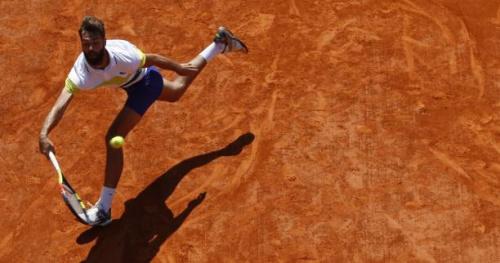 Tennis - ATP - Madrid - Masters 1000 de Madrid : Benoît Paire s'offre Stan Wawrinka, troisième mondial, au deuxième tour