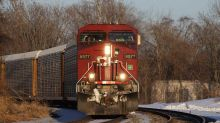CSX Jumps As Outgoing Canadian Pacific CEO Reportedly Eyes Shakeup
