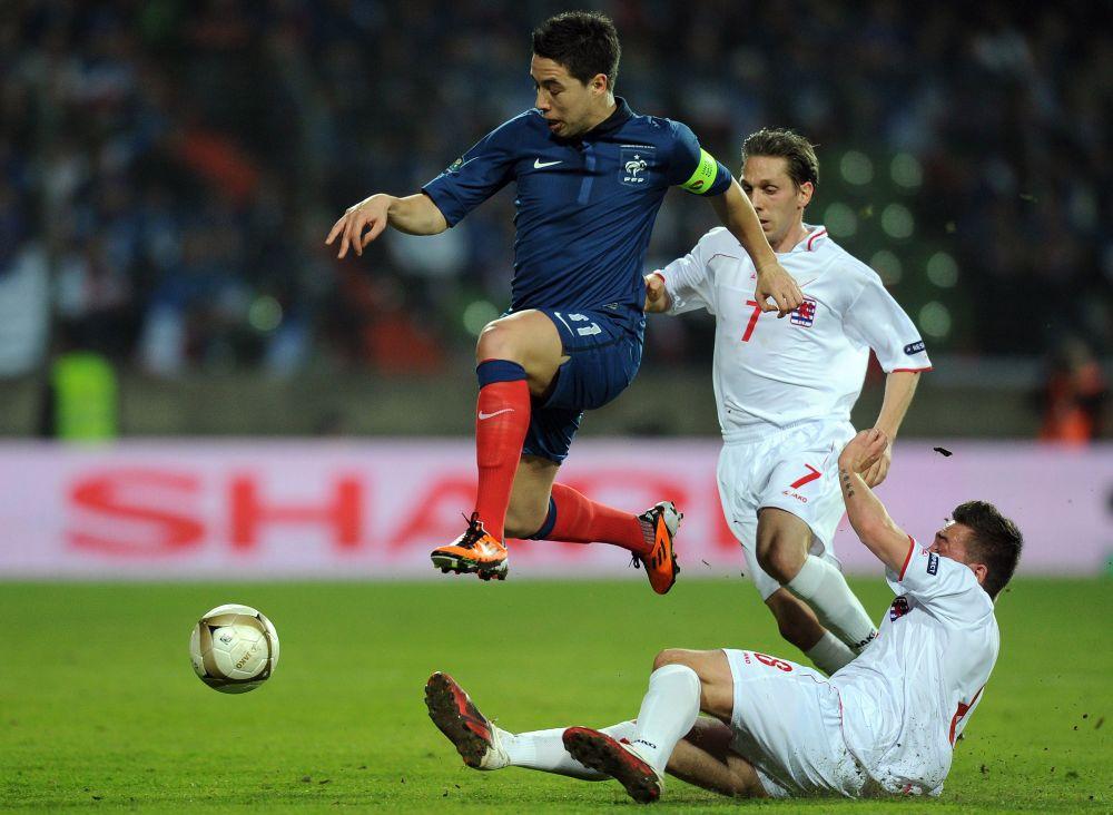 Nasri capitaine, M'Vila titulaire, Mexès buteur... la dernière fois que les Bleus ont affronté le Luxembourg