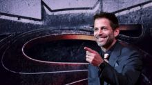 Zack Snyder 'stepping back' from the DC comic book movies