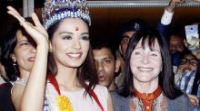 SEE PICS: Miss World Manushi Chhillar receives grand welcome in Mumbai