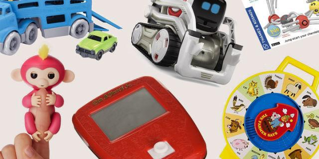 The Best Toys for Every Age