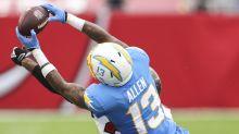 Week 12 fantasy football rankings: In Keenan Allen we trust
