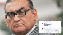 'Good Girls Sleep Early': Former Judge Markandey Katju Faces Flak Once Again for Sexist Comments
