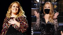 Adele's best friend says people who comment on her weight loss have 'missed the point'