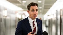 GOP Sen. Josh Hawley tries to explain how Democrats are both 'Marxists' and 'corporatists'