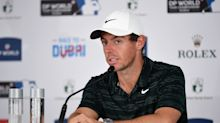 That's a no for Rory McIlroy on watching Tiger vs. Phil match