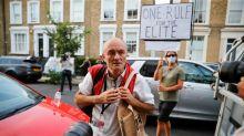 UK PM's top aide Cummings defies calls to quit