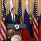 Secretary Pompeo and Russian foreign minister hold news conference
