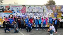 Bus con beneficiarios de TPS inicia recorrido por todo EEUU en busca de apoyo