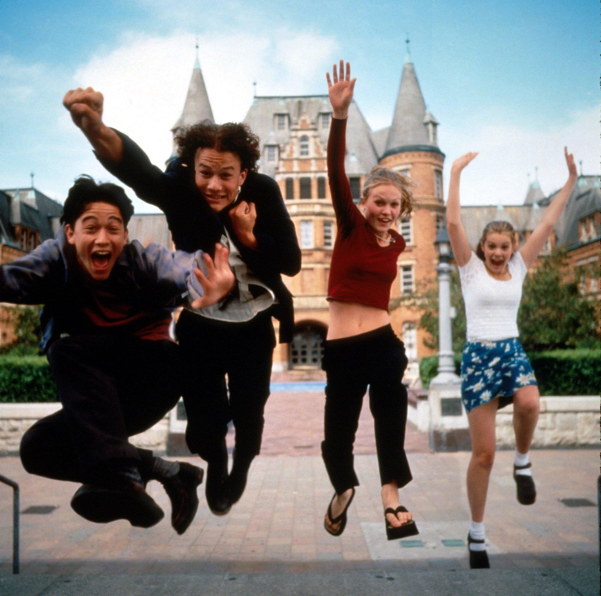 Joseph Gordon-Levitt Remembers 10 Things I Hate About You and Heath Ledger on Movie's Anniversary