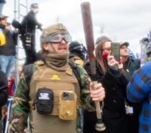 Baseball Bat-Wielding Far-Right Militiaman Charged Over Capitol Riot