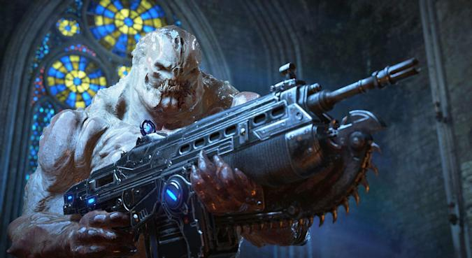 'Gears of War 4' will punish rage quitters