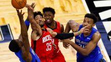 Christian Wood, Kelly Olynyk dominate inside, lead Rockets past Magic