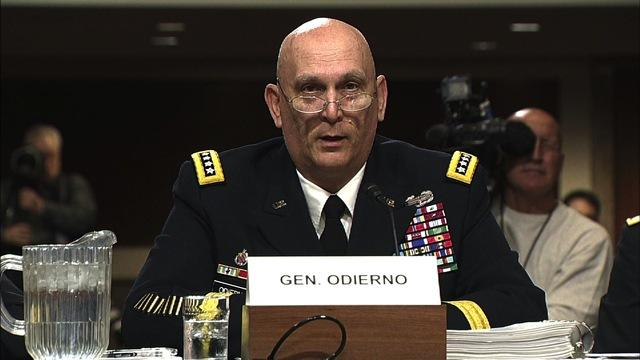 Gen. Odierno: Ft. Hood shooting could have been