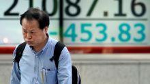 El Nikkei baja un 0,19 % con importante repunte de Softbank