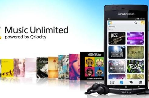 Sony Music Unlimited hits Android, hopes you don't know why 'Qriocity' sounds so familiar