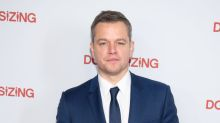 Matt Damon shared horribly misguided thoughts about sexual harassment, and the internet clapped back