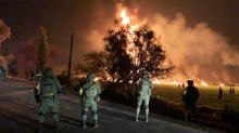 Fuel pipeline blaze in Mexico kills 20, injures dozens: officials