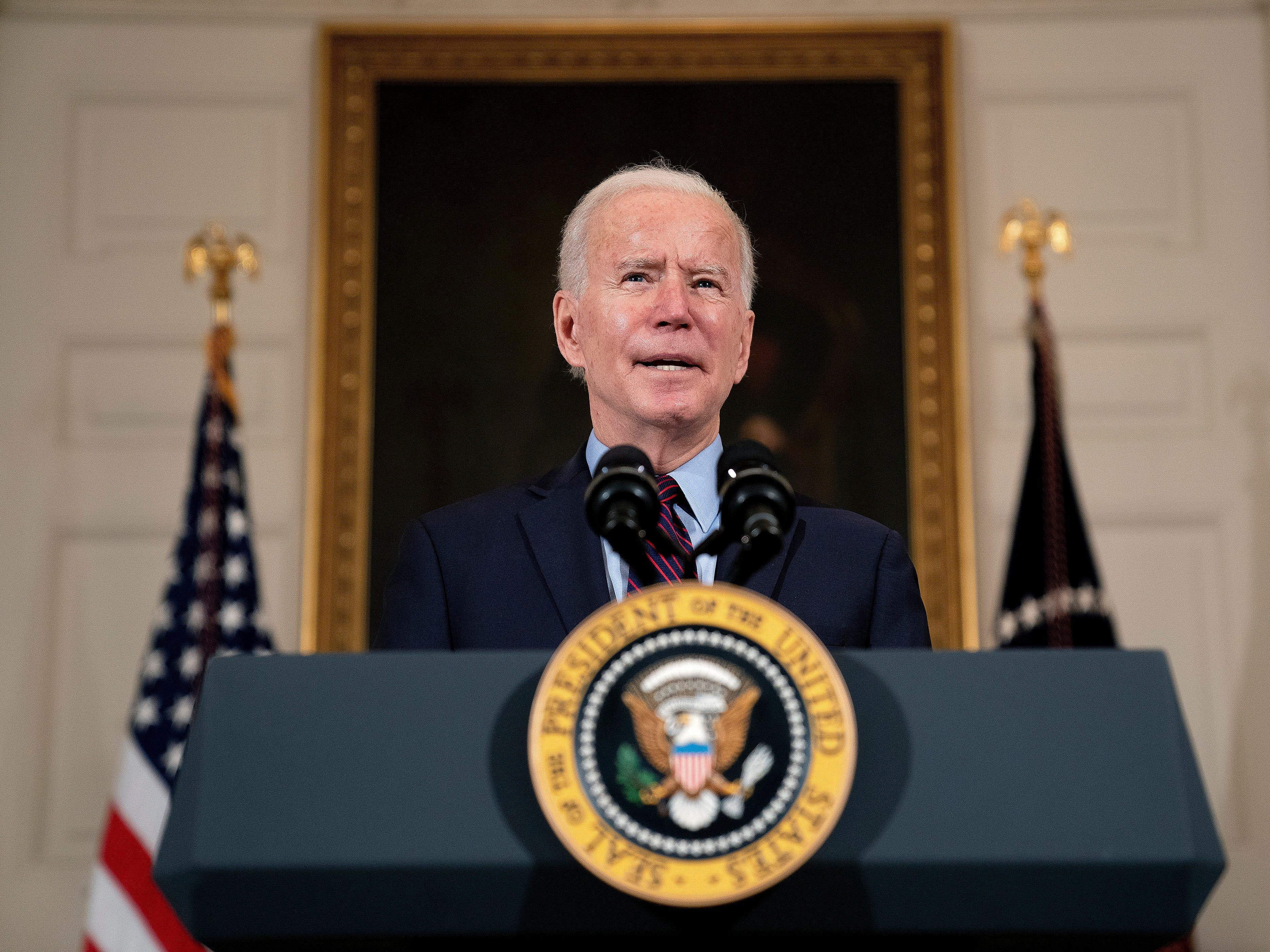 Industry leaders urge Biden to take action as a critical shortage of computer chips could cost automakers billions