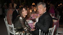 Lucky No. 5? David Foster pops the question to Katharine McPhee on European vacation