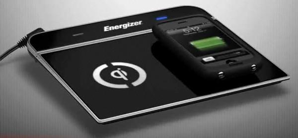 Global Qi wireless power standard released, Energizer and Sanyo announce products