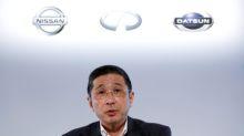 Nissan CEO Saikawa to step down on September 16