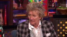 Rod Stewart doesn't think Elton John's retirement is rock 'n' roll