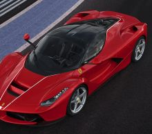 Final Ferrari LaFerrari Sells for $7 Million at Earthquake Benefit Auction
