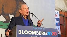 Bloomberg's ad spending increasing TV cost for others: RPT