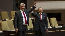 Diaz-Canel promet de poursuivre l'oeuvre des Castro à la tête de Cuba