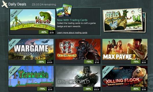 Steam Summer Getaway Sale: Reus, Dishonored, Terraria