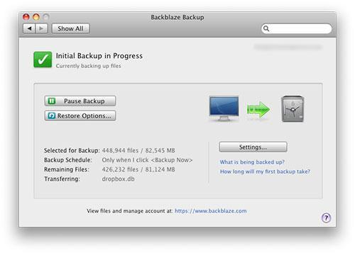 Backblaze for Mac officially launches