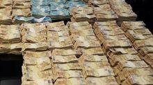 Polícia encontrou e apreendeu R$ 6 milhões na casa do ex-secretário de Saúde do Rio Edmar Santos