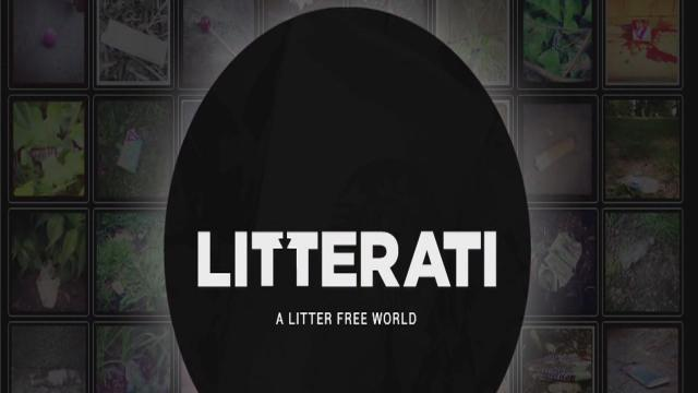 Social media campaign Litterati helps clean the planet