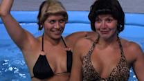Big Brother - Feed Clip: Pool Hairstyles