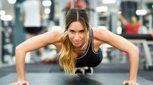 Haz estos ejercicios y verás resultados después de un entrenamiento